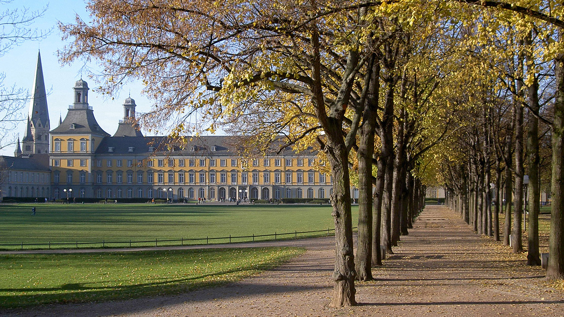 Hofgarten Bonn, Foto: Roland Goseberg